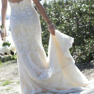 Pronovias Barcelona Princia Wedding dress